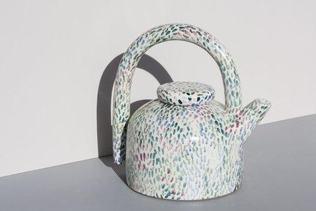 YYY Dash Puff Teapot