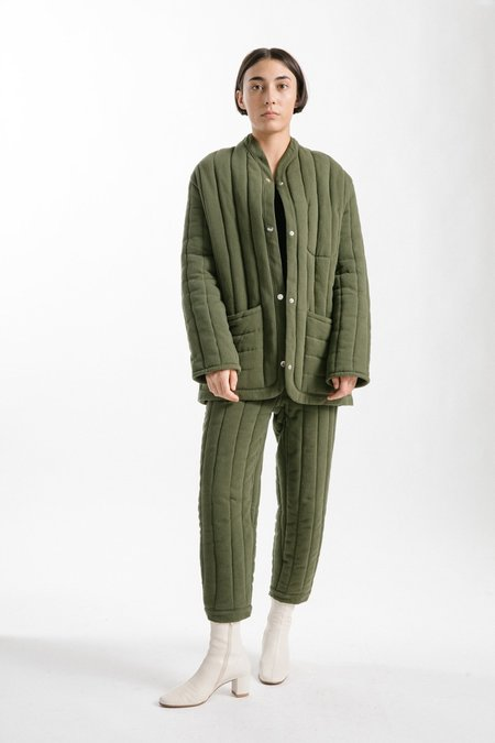 Kordal Sawyer Quilted Jacket - Caper