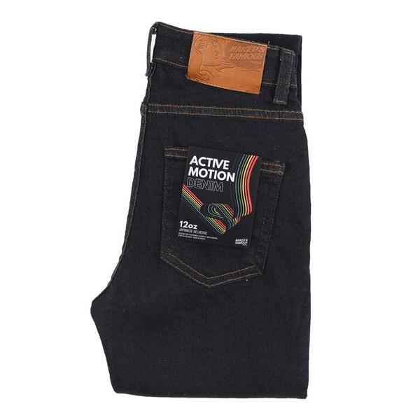 Naked & Famous High Skinny Jean - Active Motion