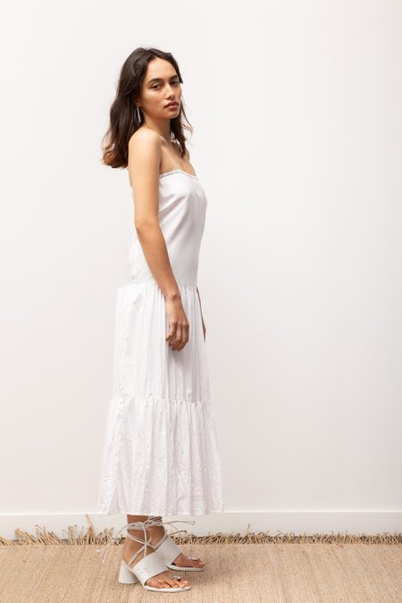 BEFORE MARCH Juliette Skirt / Dress - Off-white