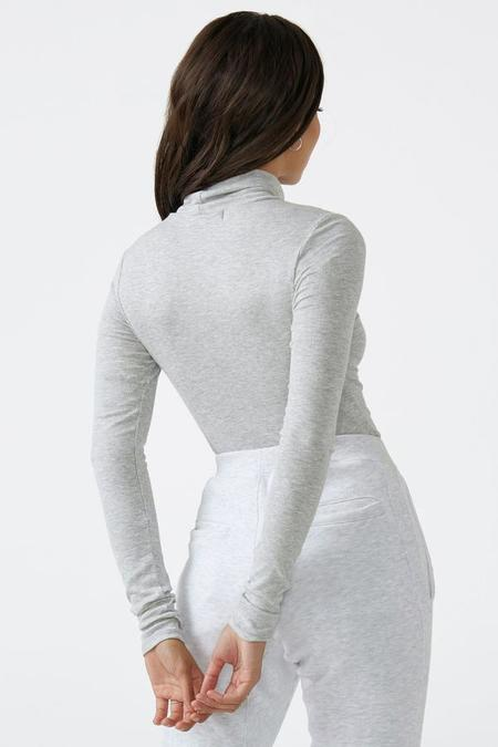 Joah Brown West End Long Sleeve - Pearl Rib
