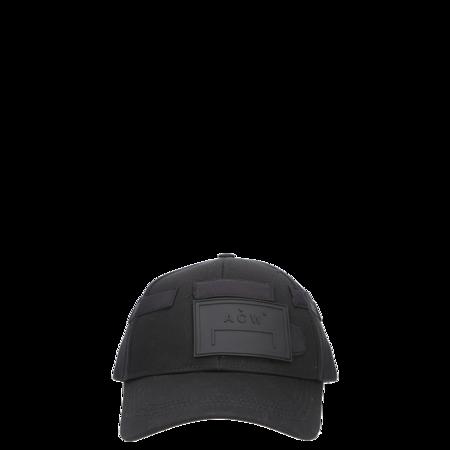 A-COLD-WALL* Rubber Logo Classic Cap
