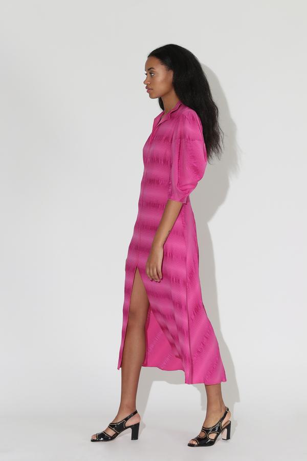 Rachel Comey Amplus Dress - Fuchsia