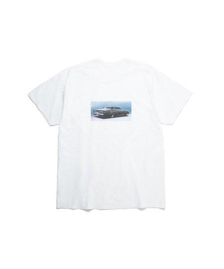 Bedwin & The Heartbreakers DAM 420 T-shirt - White