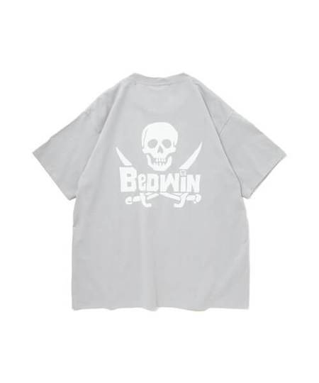Bedwin & The Heartbreakers Mikey Tee - Gray