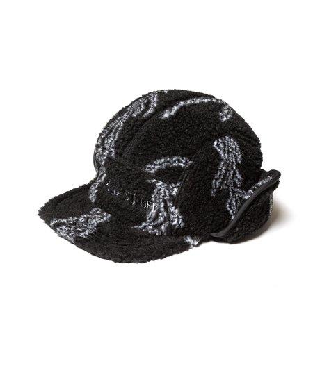 Flagstuff Fleece Camp Hat - Thunder