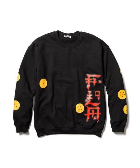 Flagstuff Shenron Sweatshirt - Black