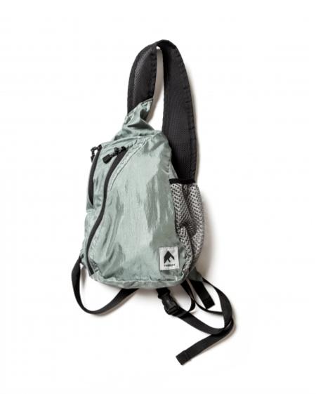 Flagstuff Body Bag - Silver