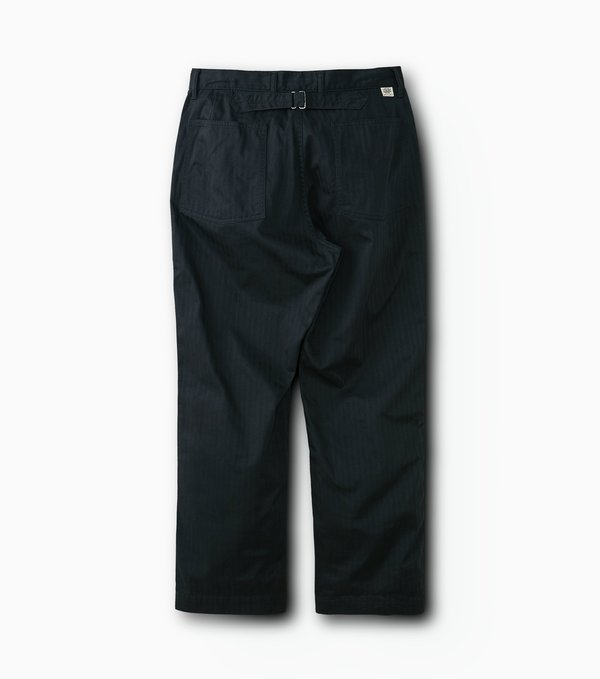 Phigvel Makers & Co. Utility Trousers - Ink Black