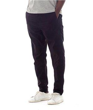 """Sandinista MFG """"B.C Chino Stretch Pants -Tapered-"""" Black"""