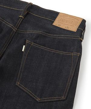 Sandinista MFG B.C. Denim Pants Straight - Indigo