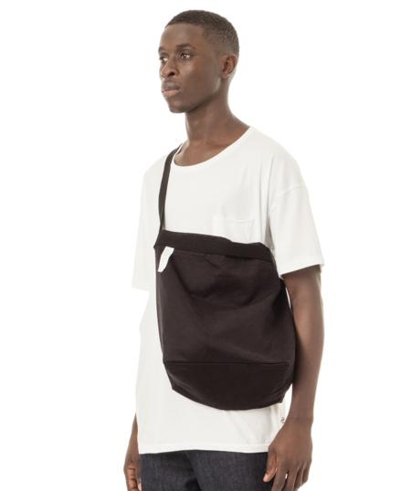 Sandinista MFG Chino Daily Shoulder Bag - Black