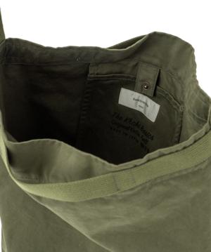 Sandinista MFG Chino Daily Shoulder Bag - Olive