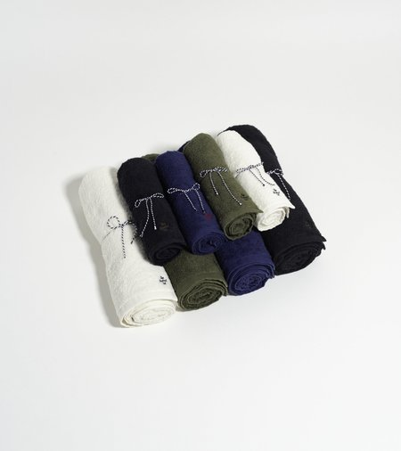 Sandinista MFG Imabari Body Towel - Black