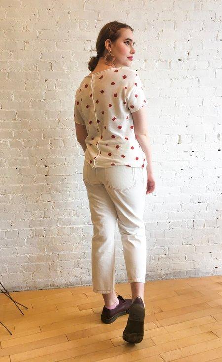 Kowtow Standard Pant - White