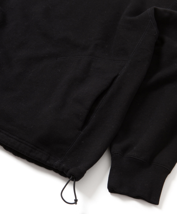 Sandinista MFG Turtleneck Sweat Shirt - Black