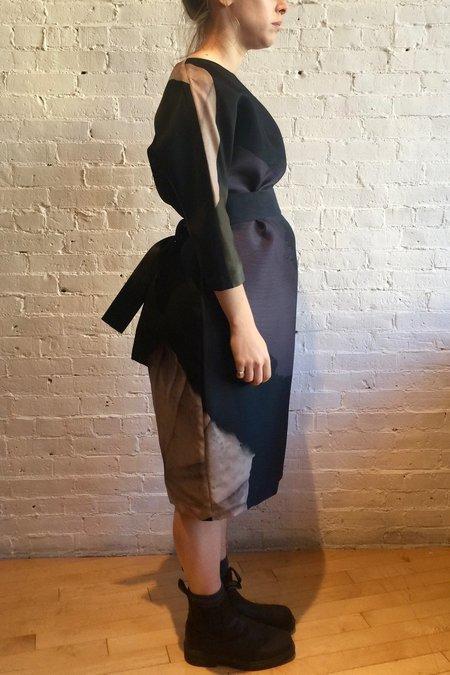 Samuji Petah Dress - Perilliset print