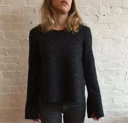 Hache Boiled Wool Sweater