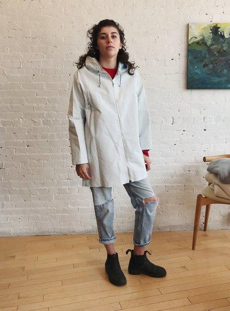 pret pour partir Raincoat - Ice Blue
