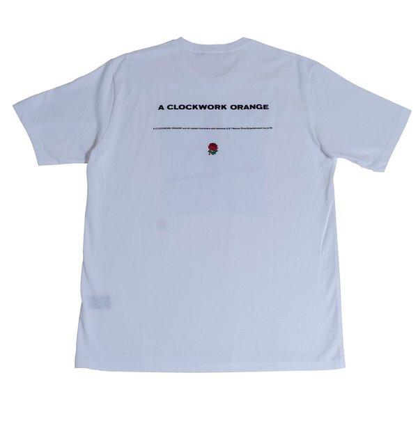 UNDERCOVER Clockwork Orange Tee - White