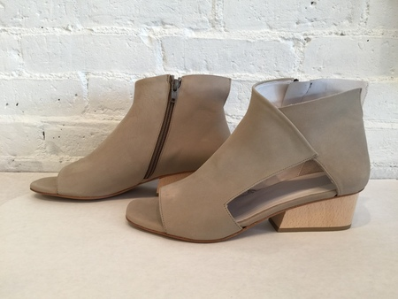 Coclico Ozark Leather Booties