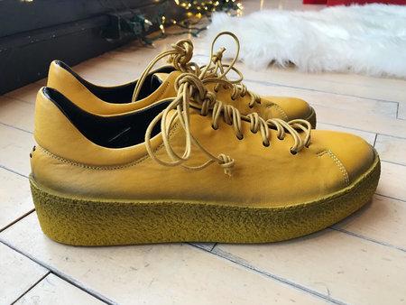 Halmanera Amy Low Top - Yellow
