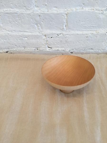 Aeka Wood Lacquer Rice Bowl