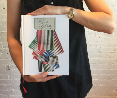 Pointed Leaf Press The French Ribbon By Suzanne Slesin Book