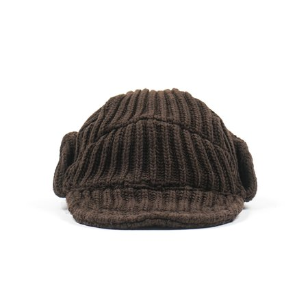 Needles BIRD SHOOTING CAP - BROWN