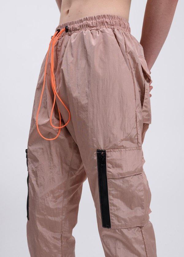 LXVI Jogger Track Pants - Pink