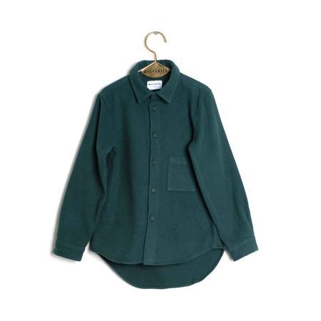 Kids Wolf & Rita Rui Shirt - Green