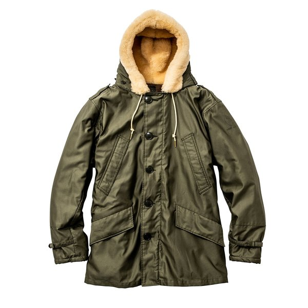 The Real Mccoy's TYPE B-11 Lined Winter Jacket
