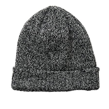 The Real McCoy's LOGGER Knit Cap - Grey