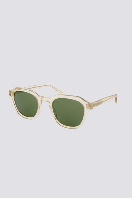 Barton Perreira Acetate Tucker Sunglasses - Champagne