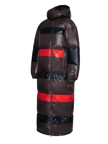 Ganni x 66° NORTH Collab Askja Down Jacket - Block Color