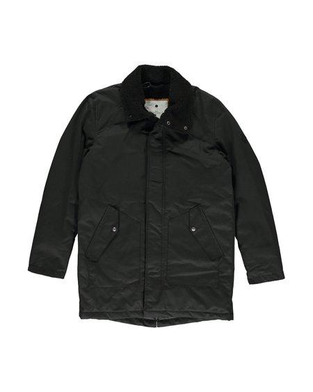 RVLT 7629 Collar Jacket - Black