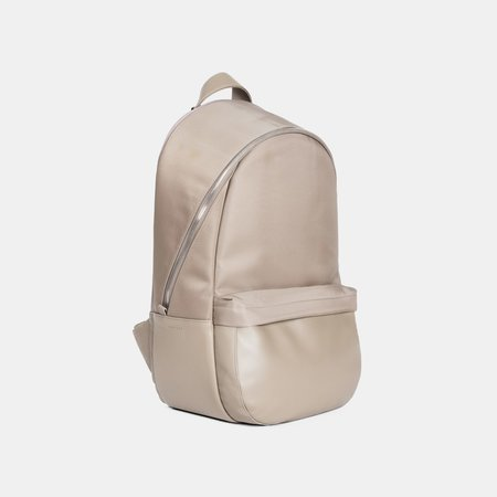 Haerfest Travel Large Nylon Backpack - Taupe