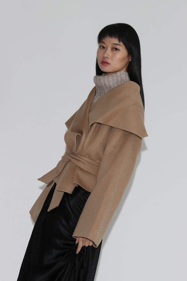 Shaina Mote Chiron Jacket - Camel