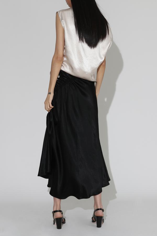 Shaina Mote Rive Skirt - Onyx
