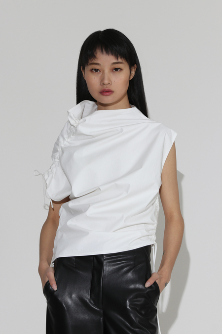 Shaina Mote Navona Top - Salt