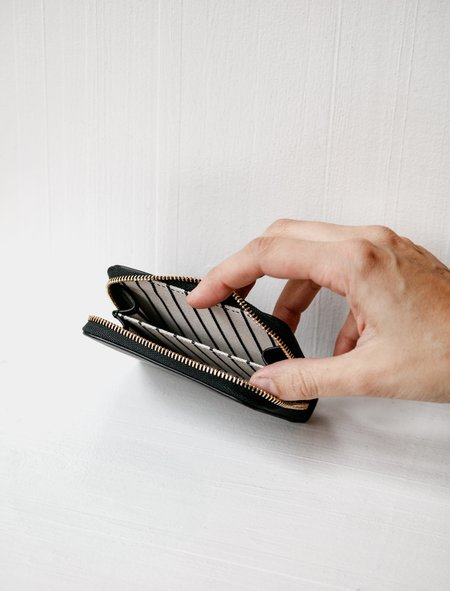 Mismo Mini Wallet - Black