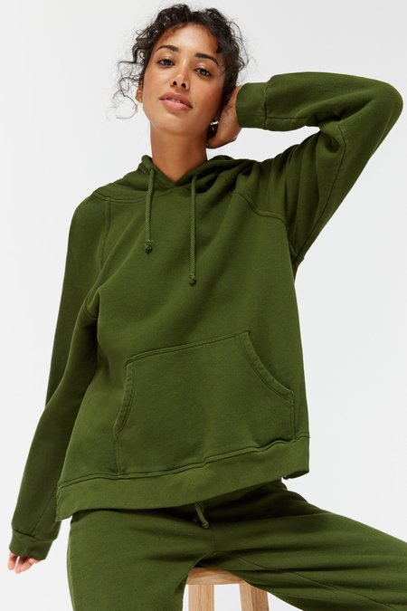 Lacausa Lou Hoodie - Absynthe