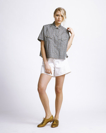 Surface to Air El Ray Shirt - Pepper