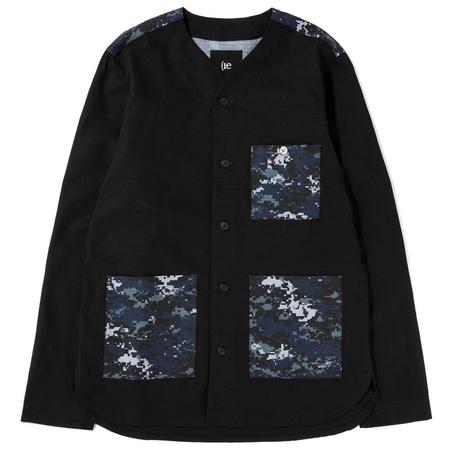 {ie Outback Shirt - Black