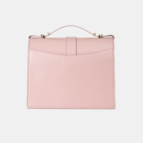 Haerfest Agnes Satchel Cross Body - Pink