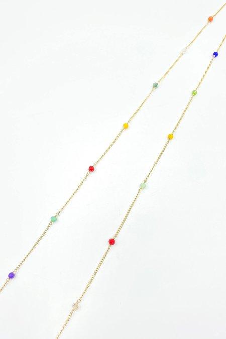 Luiny Rainbow Lola Sunglass Chain