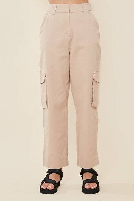 Native Youth THE GRACE PANT - Stone