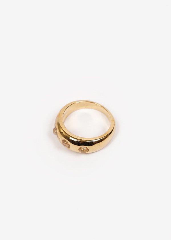 Wolf Circus Mabel Ring - GOLD PLATED