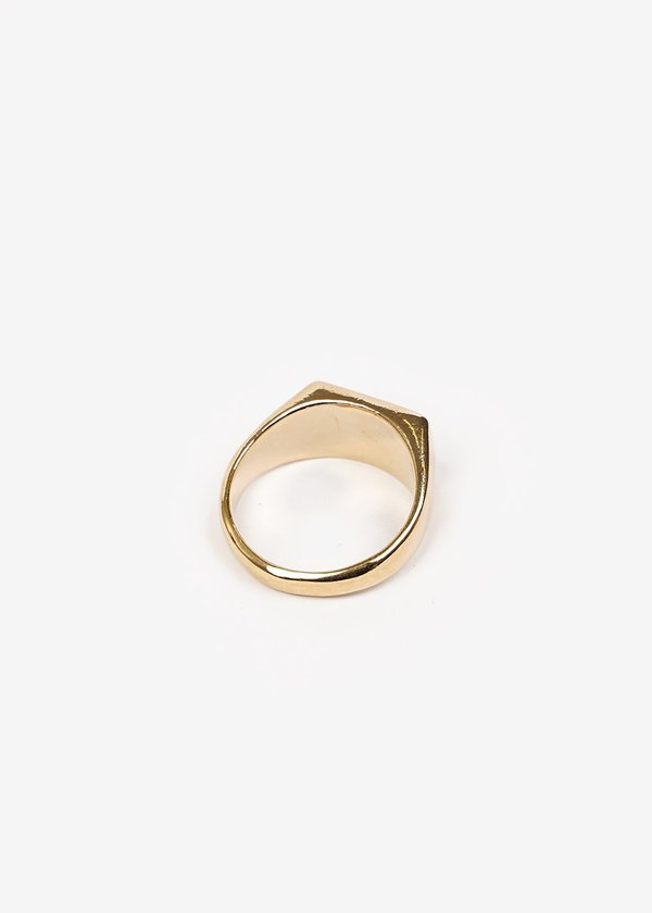 Wolf Circus Parker Singet Ring - GOLD PLATED