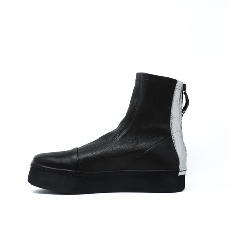 Puro Secret Maximal Effort 2 Boots - Black/Silver